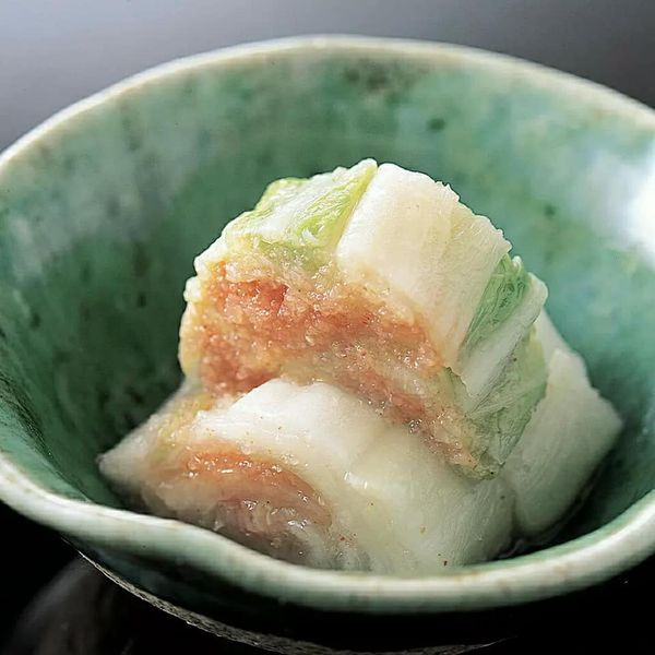 Read more about the article 白菜めんたい復活